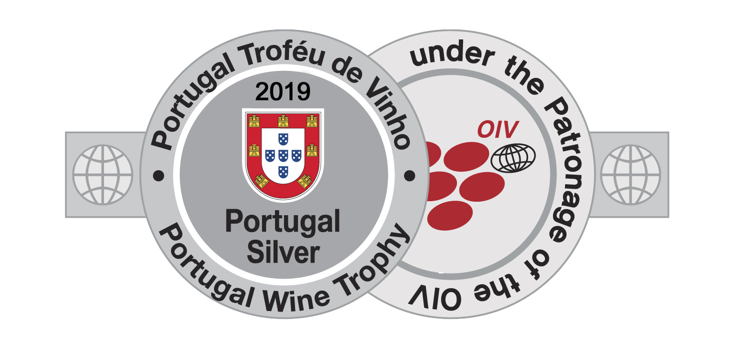 Silver Medal - Portugal Wine Trophy 2019