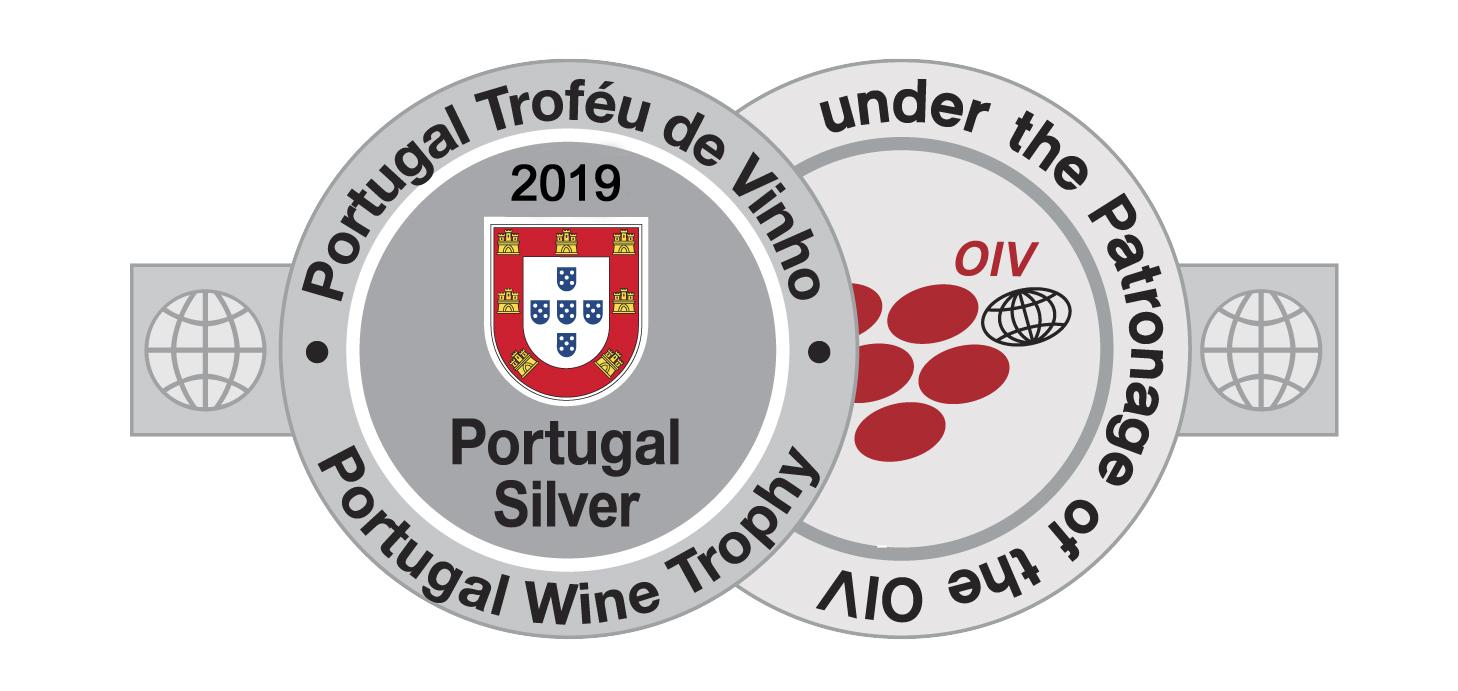 Medalha de Prata - Portugal Wine Trophy 2019