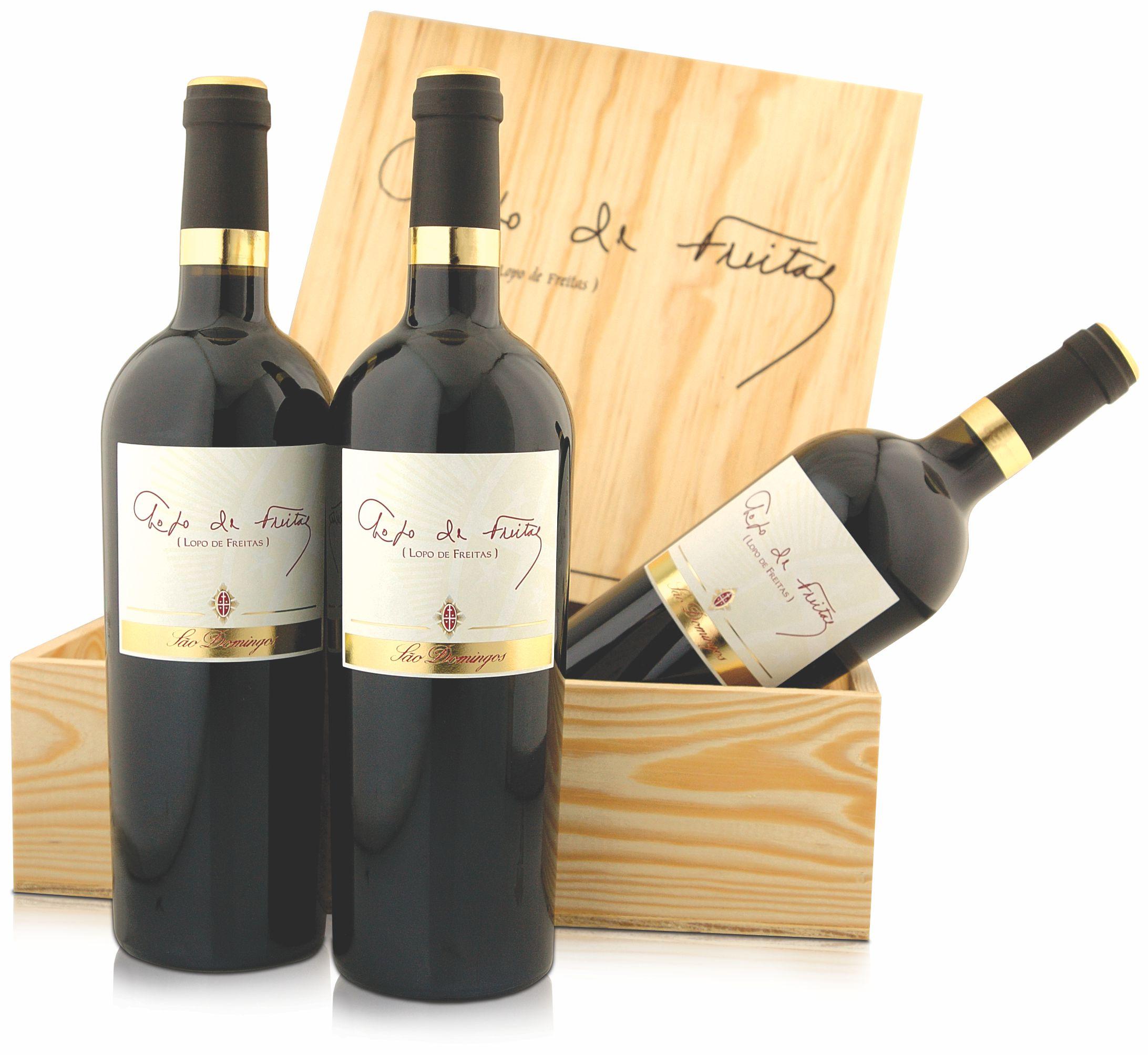 Lopo de Freitas red wine