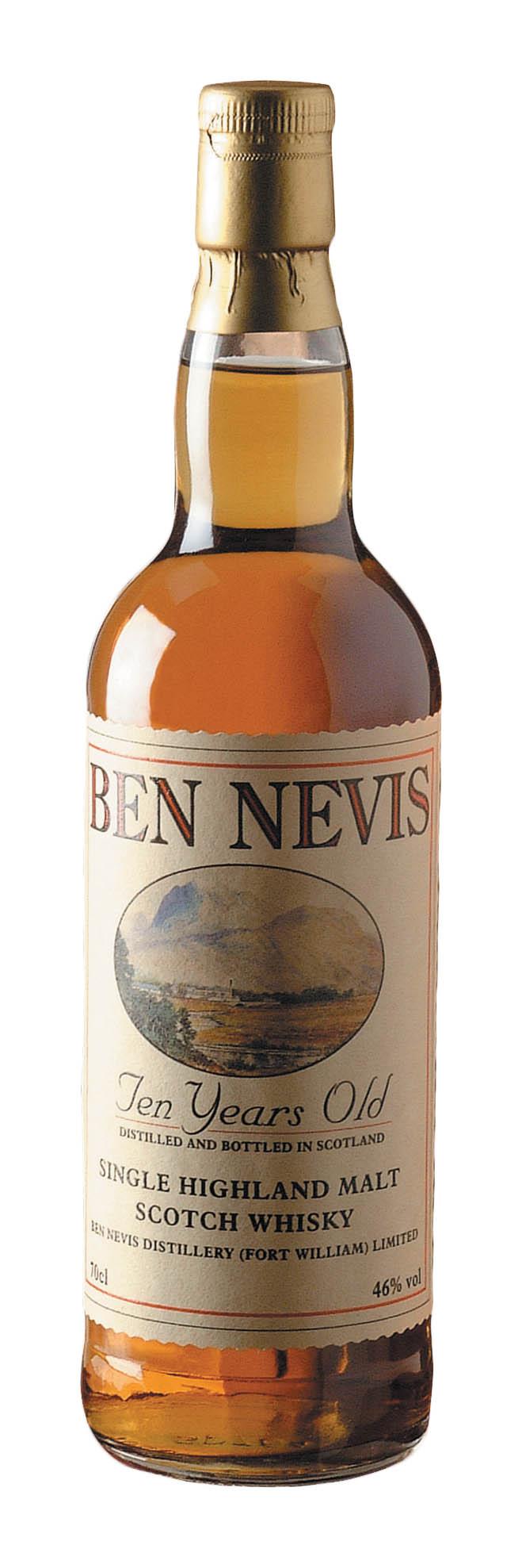 Ben Nevis<br>10 Years Old